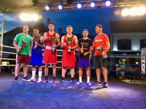 Здобули дев'ять нагород: як українські боксери відзначились на міжнародному турнірі