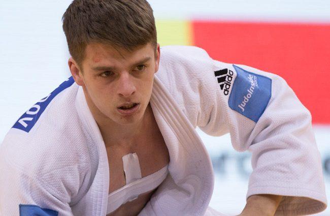 На змаганнях в Будапешті український дзюдоїст завоював бронзу