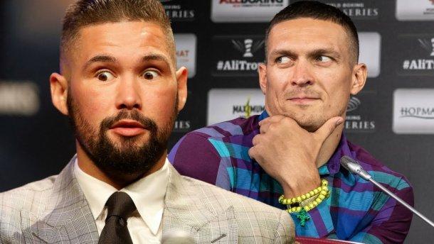 """""""Близька до завершення"""": тренер британського боксера анонсував бій Усик-Белью"""