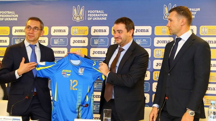 Збірна України одягла нову форму: тільки погляньте на ці кольори