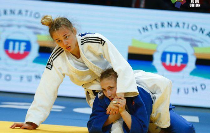 17-річна українська дзюдоїстка Білодід стала лицем чемпіонату світу