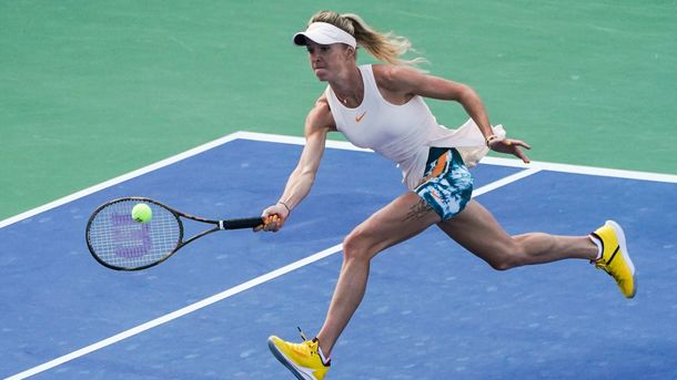 Еліна Світоліна не вийшла в чвертьфінал US Open