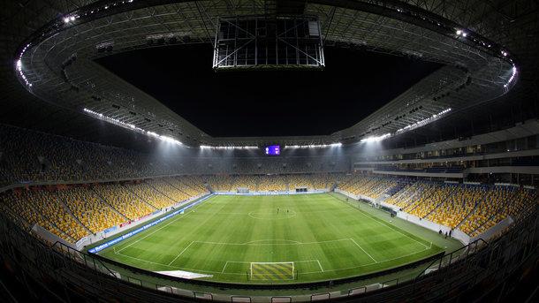 Українська збірна з футболу готується провести перший домашній матч відбору на Євро-2020 у Львові