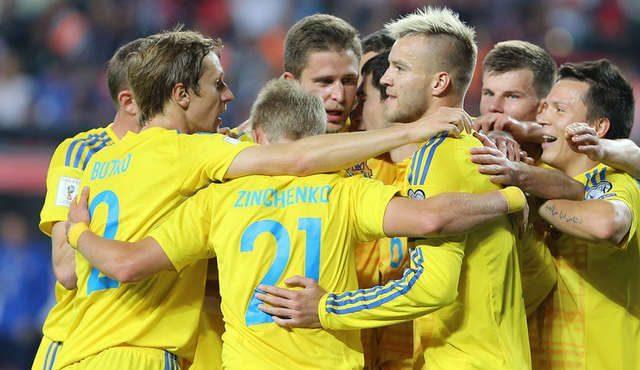 Історична гра: українці обіграли Чехію у Лізі націй, а Шевченко потрапив у бійку фанатів