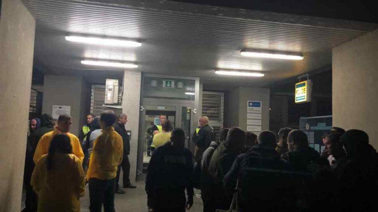 Чеська поліція відпустила всіх затриманих українських вболівальників