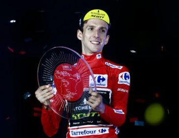 """Саймон Йейтс вперше зміг стати переможцем велогонки """"Вуельта"""""""