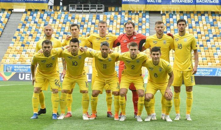 Збірна України показала найбільший прогрес у новому рейтингу ФІФА