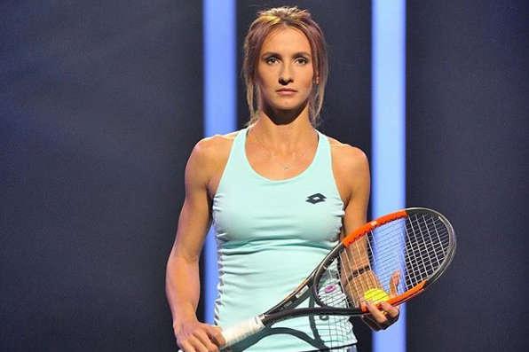 Українська тенісистка Леся Цуренко за крок від престижної світової нагороди