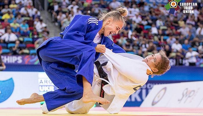 17-річна спортсменка Дарья Білодід стала чемпіонкою світу з дзюдо