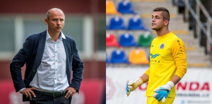 Найкращим футбольним тренером Латвії став українець
