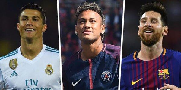 Топ-10 найбільш високооплачуваних футболістів