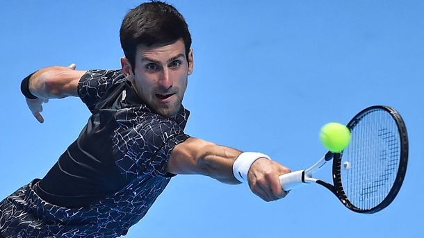 Сербський тенісист Джокович поставив віковий рекорд для першої ракетки світу