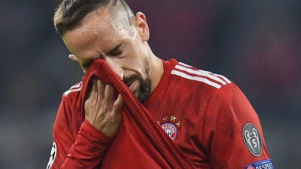 """Французький півзахисник побив журналіста після поразки """"Баварії"""""""