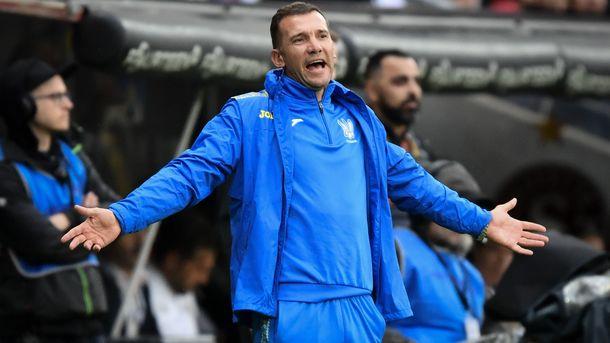 Андрій Шевченко зазнав великої помилки, як тренер збірної
