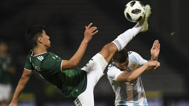 І навіть Мессі не був потрібен: Аргентина обіграла Мексику