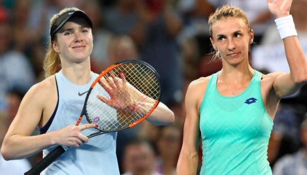 Оновлений рейтинг WTA: Українські тенісистки займають хороші позиції в ТОП-100