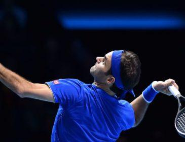 Роджер Федерер зміг обіграти Тіма на фінальному турнірі ATP