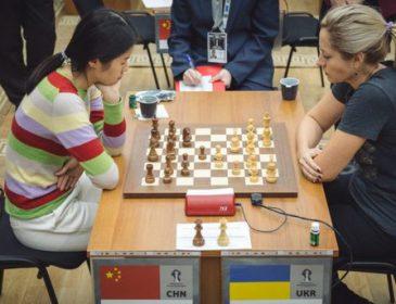 Дві українські шахістки вилетіли з чемпіонату світу в Росії