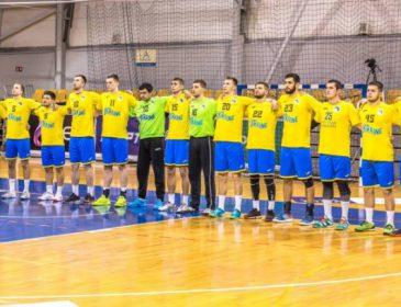 Збірна України з гандболу посіла третю сходинку на «Кубку Риги – 2018»