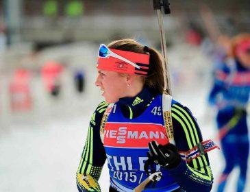 Українська біатлоністка може завершити кар'єру через проблеми зі здоров'ям