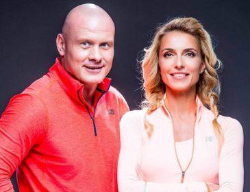 """""""Мої красуні"""": боксер В'ячеслав Узелков, після розставання, показав відео з дружиною та донькою"""