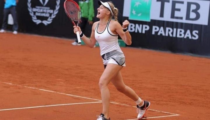 Українська тенісистка Даяна Ястремська очолила рейтинг кращих молодих тенісисток світу