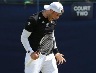 Український тенісист Марченко через травму не буде брати участі в сезоні