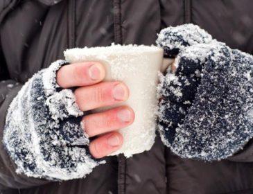 Як і чим найкраще зігріватися в морозну погоду