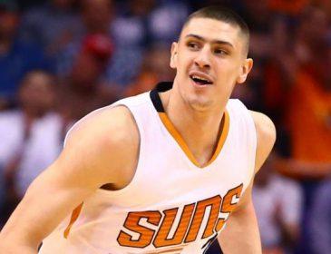 Відомий український баскетболіст встановив вражаючий рекорд в матчі НБА
