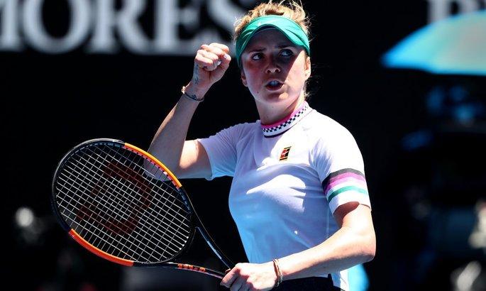 """""""Не щастить, так не щастить"""": Еліна Світоліна не змогла пробитися в півфінал Australian Open"""