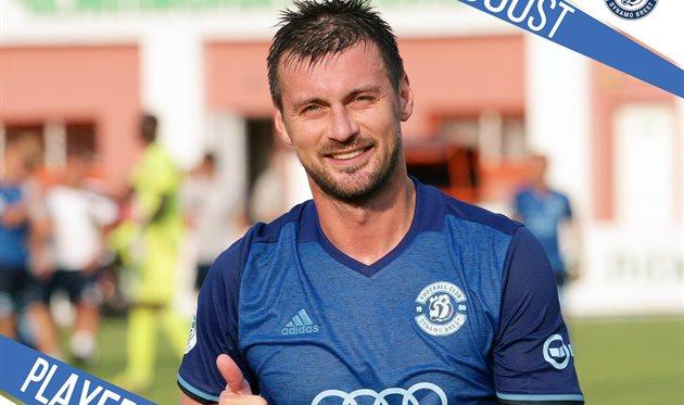 ОФІЦІЙНО: Мілевський повернувся в Динамо Брест