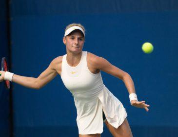 Українка Даяна Ястремська пробилася в чвертьфінал тенісного турніру в Таїланді