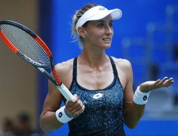 Тенісистка Леся Цуренко пробилася до півфіналу турніру в Брісбені