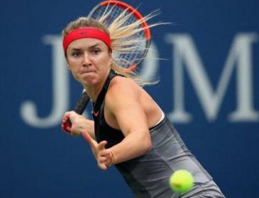 Еліна Світоліна невдало стартувала на турнірі в Брісбені