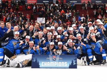Фінляндія обіграла американців у фіналі