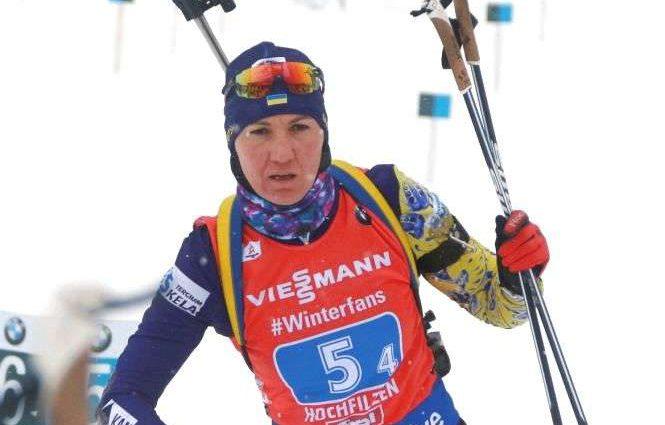 Відставання все далі: Жіноча команда України утримує сьоме місце у Кубку націй з біатлону