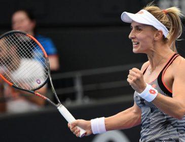 Леся Цуренко прокоментувала свою поразку у першому для неї фіналі турніру серії Premier у Брісбені