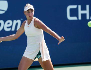 15-річна українка Дарина Лопатецька виграла тенісний турнір ITF у Гонконгу