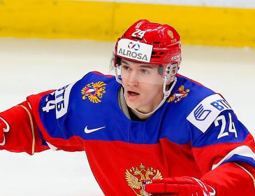 """""""Тут всі проти нас"""": Російський хокеїст влаштував істерику після матчу"""