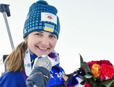 Українська біатлоністка Юлія Журавок перемогла у короткій індивідуальній гонці Кубка IBU