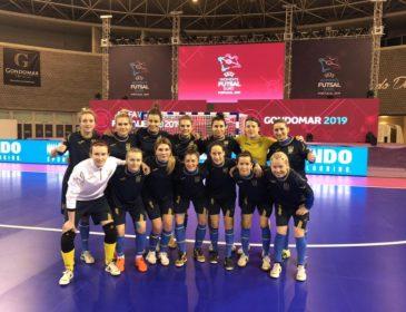 Жіноча збірна України з футзалу готується до фінального поєдинку з Португалією. Яскраві фото