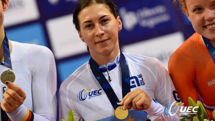 Львівська велосипедистка стала найкращою спортсменкою січня