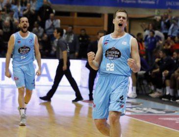 Українець Володимир Герун став кращим баскетболістом туру чемпіонату Іспанії