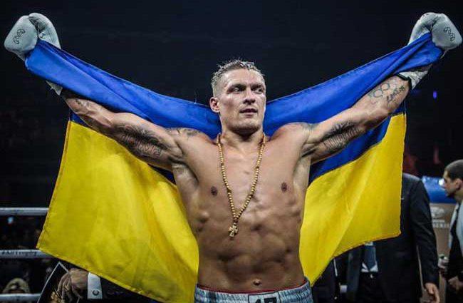 У Росії зробили гучну заяву щодо Усика і його бою