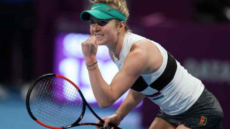 Українка Еліна Світоліна пробилася до третього кола тенісного турніру WTA в Дубаї