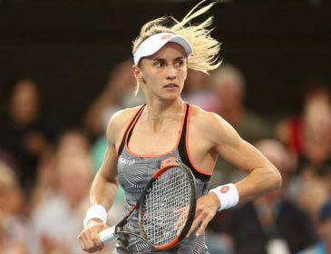 Леся Цуренко з розгромом вийшла до наступного раунду престижного турніру в Катарі