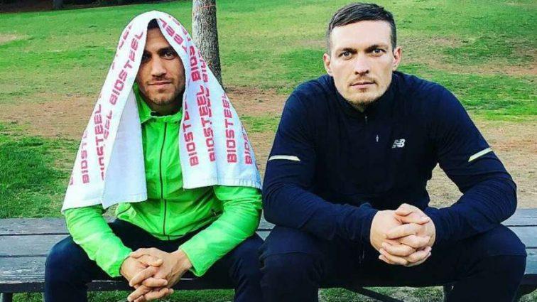 Знай наших: Василь Ломаченко та Олександр Усик потрапили в трійку кращих боксерів світу