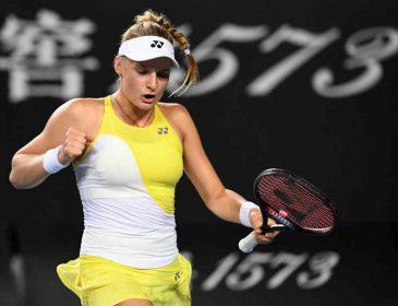 18-річна тенісистка Даяна Ястремська принесла Україні першу перемогу на Кубку Федерацій