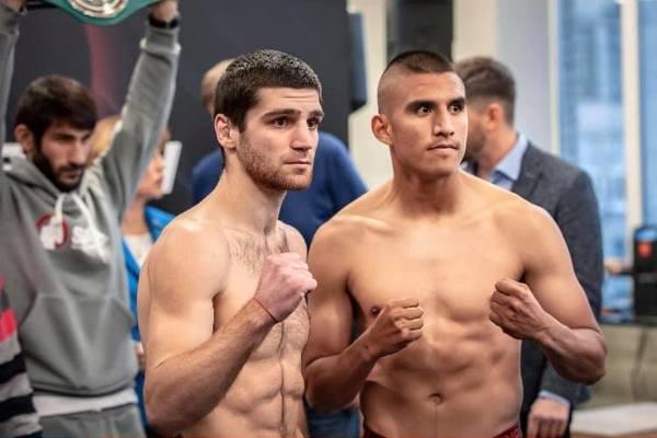 Український боксер феєрично захистив титул чемпіона світу WBС