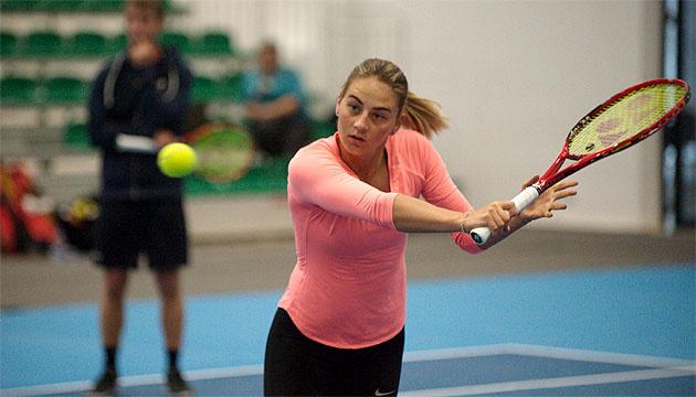 Збірна України з тенісу перемогла Естонію на Кубку Федерації